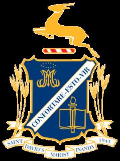 St David's Marist Inanda school logo